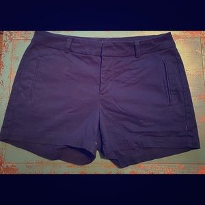Women's blue A.N.A shorts